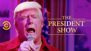 The Porn Star Song - The President Show