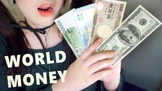 ASMR GLOBAL MONEY? NANI!? 💲💲💲