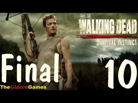 Прохождение The Walking Dead: Survival Instinct - Часть 10: Финал