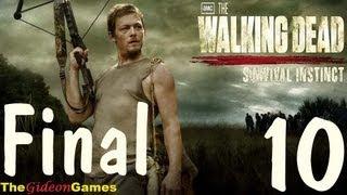 Прохождение The Walking Dead: Survival Instinct - Часть 10: Финал