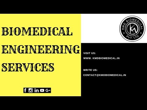 Biomedical Engineering Services | Medical Equipment Management | Hospital Project Consultation