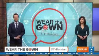 UT Physicians - KHOU - Wear the Gown - Vaccines