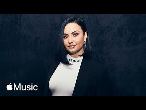 "Demi Lovato: Emotional Journey Behind ""Anyone""  Apple"