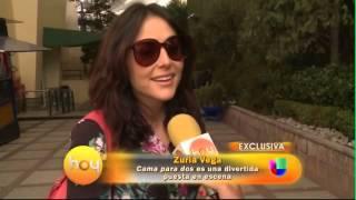 Zuria Vega confesó que ya tiene novio otra vez!