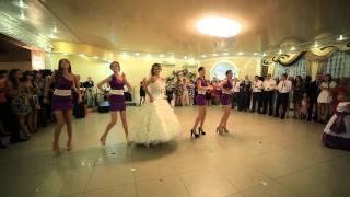 Танець нареченої і дружок