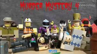 Murder Mystery 4 / A ROBLOX stop motion