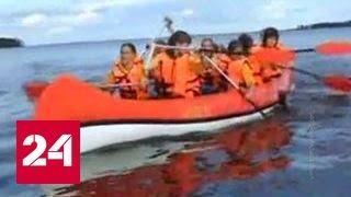 Как сделать безопасным детский отдых на воде