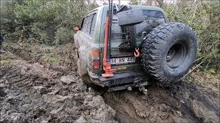 Toyota Land Cruiser 80 - 40''  **Extreme OFF ROAD 4x4**