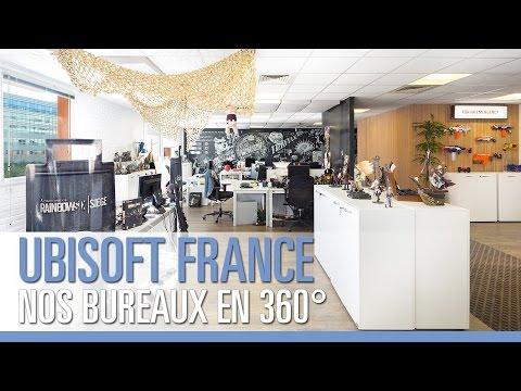 Ubisoft 360° : Vivez l'expérience de l'intérieur !