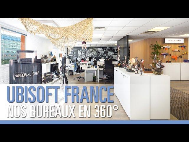 Ubisoft salons de réunion didier versavel