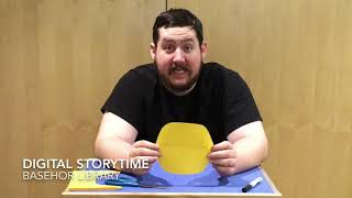 Basehor Library Presents A Mr Patrick Cut and Tell Story