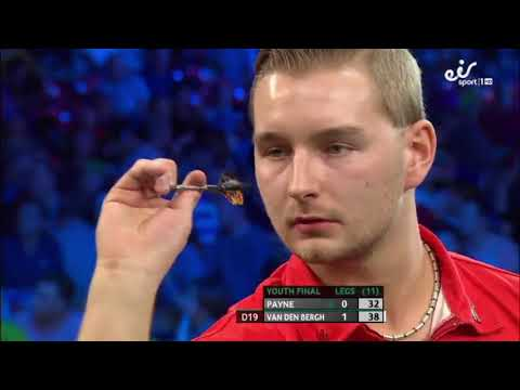 2017 World Youth Championship Final Payne vs van den Bergh