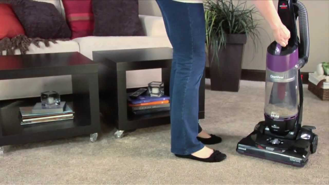 bissell cleanview with onepass technology vacuum cleaner youtube - Bissell Vacuum Cleaners