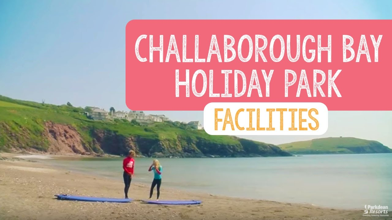 Watch our Challaborough Bay Holiday Park Video here: