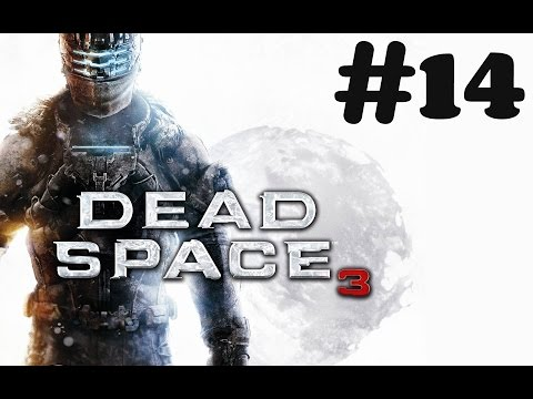 """""""Dead Space 3"""" walkthrough (Impossible) [60FPS] Optional Mission - Supply Depot (in Chapter 9)"""
