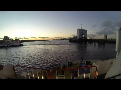 A Trip on The Woolwich Ferry