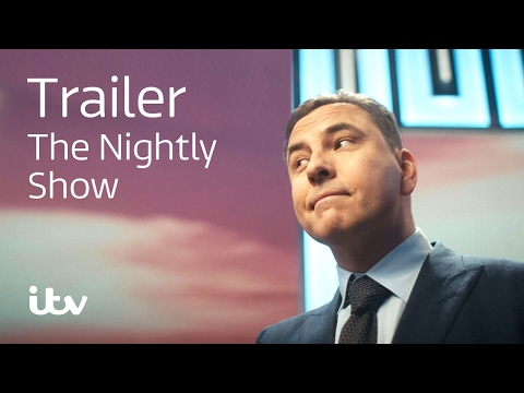 The Nightly Show With David Williams | ITV