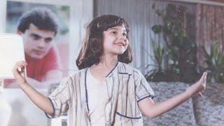بلية تظهر بالحجاب فى عمر 37 وفنان يكشف إبنة مديحة كامل الحقيقية فى فيلم العفاريت هل هى بلية أم لوزة؟