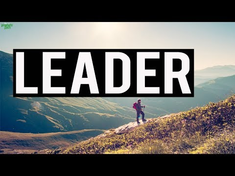 BECOME A LEADER, NOT A HATER