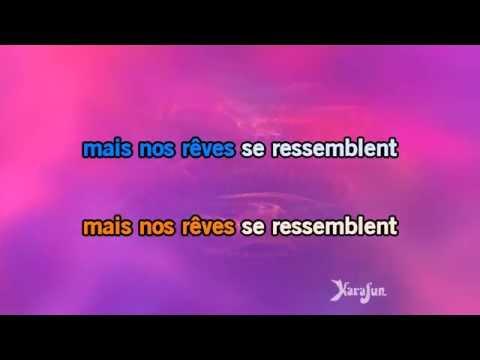 Karaoké Quand je t'aime - Didier Barbelivien *