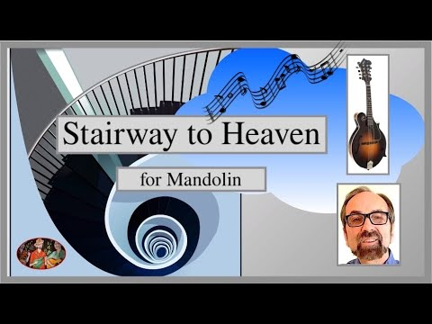 Stairway To Heaven (Free Mandolin Lesson)
