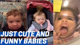 Just cute and funny babies