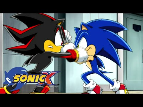 SONIC X Ep73 - The Cosmo Conspiracy
