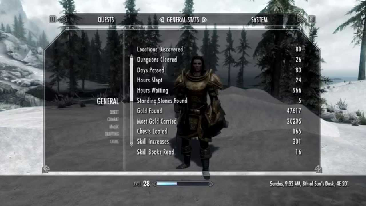 How to STOP / FIX LAG on Skyrim - Improve Frame rate FPS - YouTube