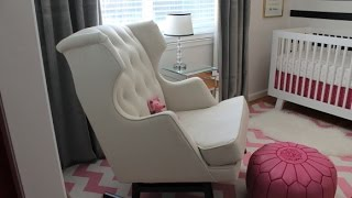 Fashionable Rocking Chairs For Nursery