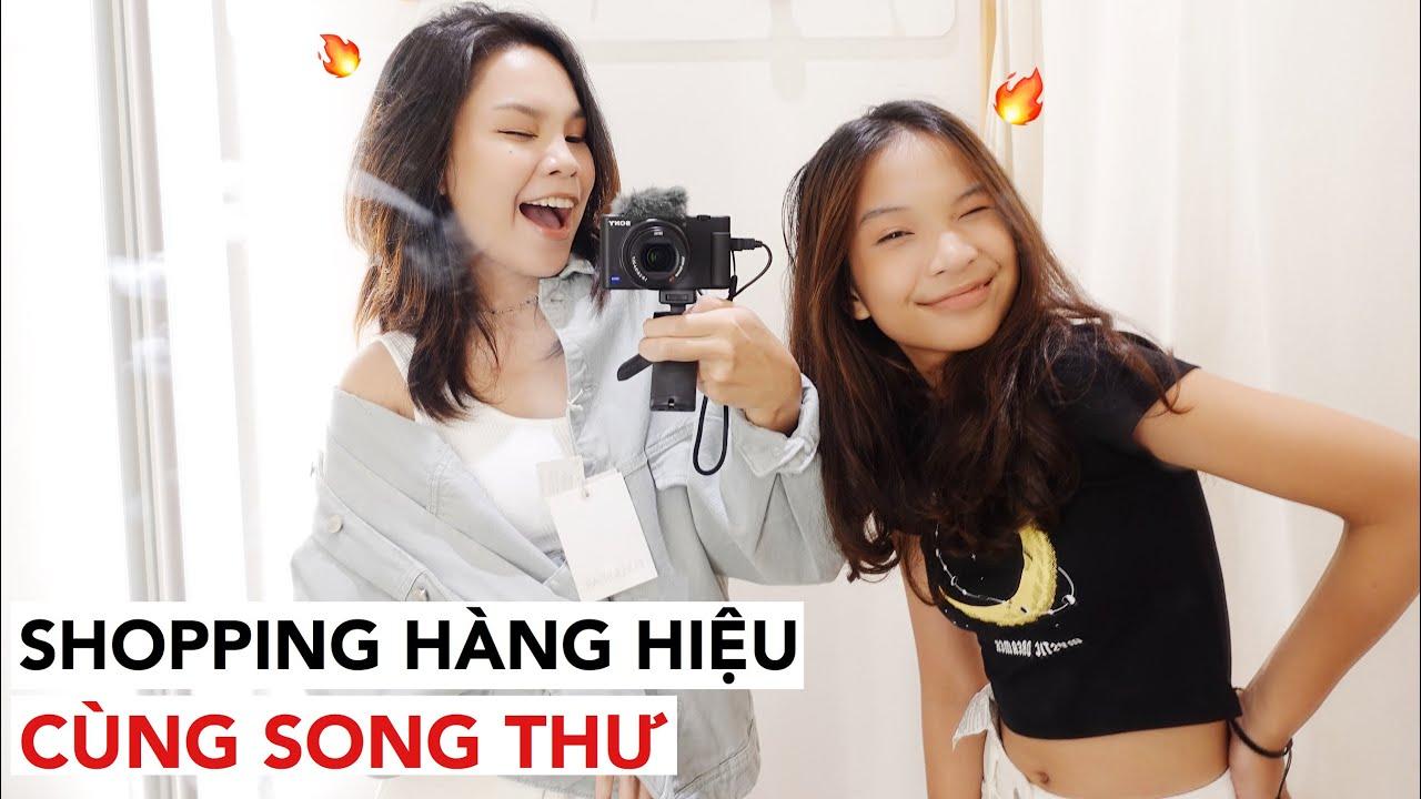 SongThuVlog: ĐI ĂN + SHOPPING QUẦN ÁO CÙNG SONG THƯ (vlog trước dịch)