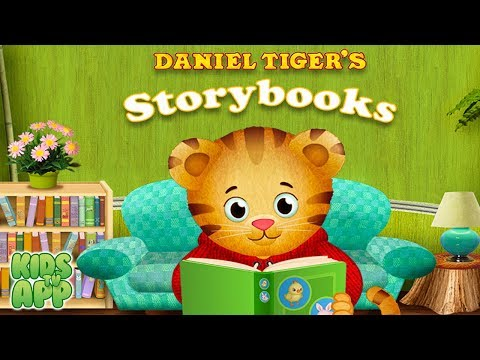 Daniel Tiger's Storybooks (PBS KIDS) - Best App For Kids