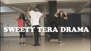 Sweety Tera Drama | Bareilly Ki Barfi | Dance choreography @Ajeesh krishna