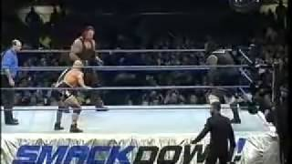 Kurt Angle vs Undertaker vs Mark Henry   -  New Zealand 2006 [part 1]