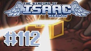 Again (The Binding of Isaac: Rebirth #112)