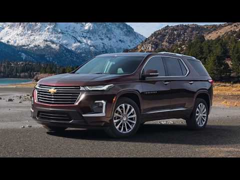 2022 Chevrolet Traverse  – Features, Interior & Exterior Details