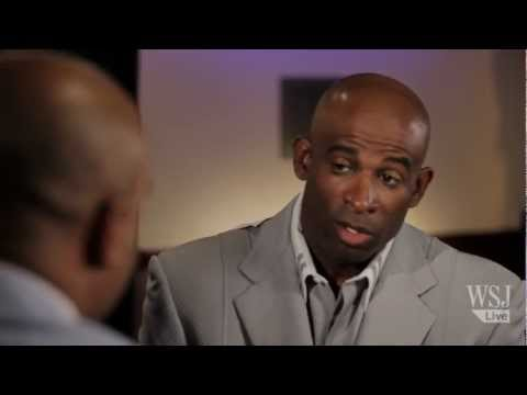 NFL Star Deion Sanders Discusses His Brand His Divorce from Pilar Sanders & His Future