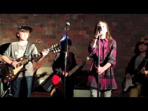 Ella and friends perform