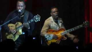 AQUI Y AJAZZ, GEORGE BENSON Feat. Norman Brown, Gerald Albright & Bobby Lyle.