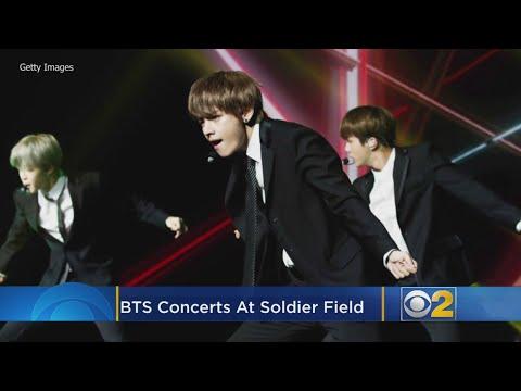 K-Pop Group 'BTS' Brings 'Love Yourself: Speak Yourself