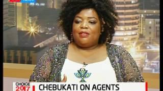 Choice 2017: Wafula Chebukati on Agents