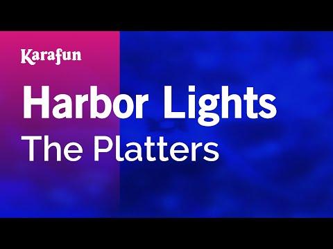 Karaoke Harbor Lights - The Platters *