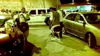 Dancing on Arabic Songs Jebel Hafeet Alain UAE Near Oman border
