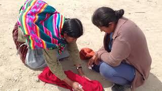 Ensayo Extras Colchani. Uyuni. Bolivia