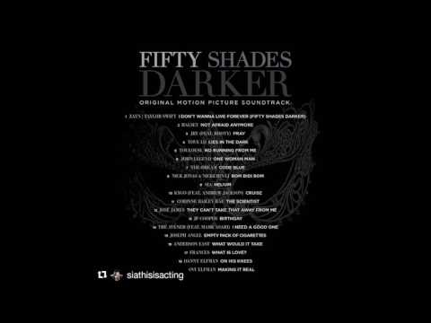 Fifty Shades Darker 2017 - Soundtracks