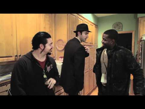 Restraining Hollywood Podcast Episode 7 Promo - Tyrel Ventura and Shawn Dunbar