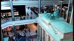 Durchs Brandenburger Tor im Glattzentrum