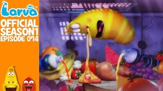 official nightmare- larva season 1 episode 74