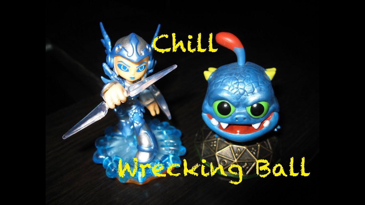 chill 11 vs wrecking ball 10 let 39 s play skylander giants duellmodus piratenh hle arena. Black Bedroom Furniture Sets. Home Design Ideas