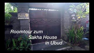 Gambar cover Roomtour Sakha House in Ubud (Bali 2017)