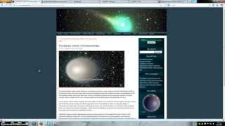 Alert! C/2012 S1 (ISON) Not what NASA says! Part 4 of 5